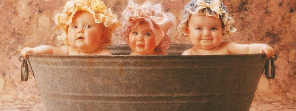 Fotografias de bebés  Anne Gedes