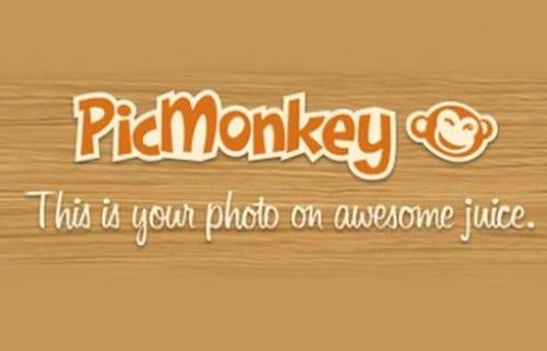 Picmonkey- Editor de fotos