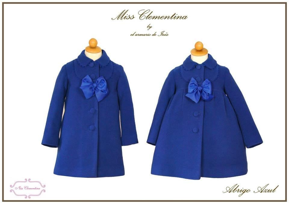 Abrigos – Miss Clementina 2013