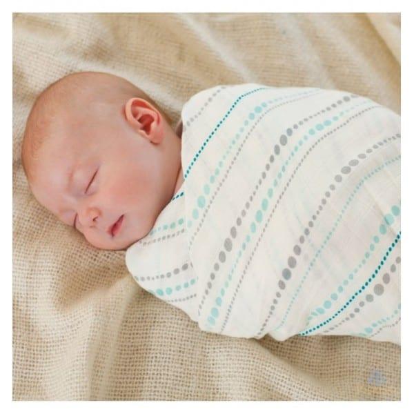 ¿Para que sirven las muselinas de bebé?