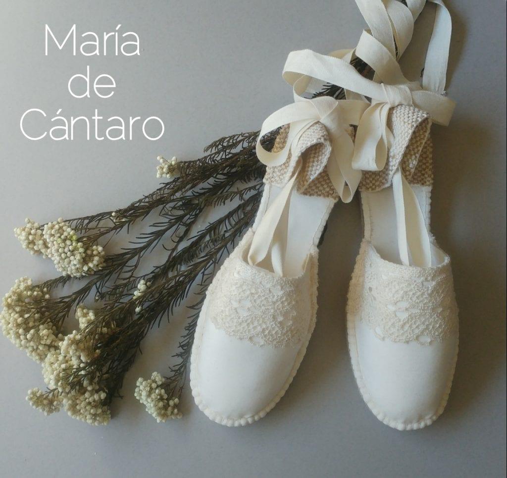María de Cántaro, Alpargatas de comunión Que no se te escapen!!