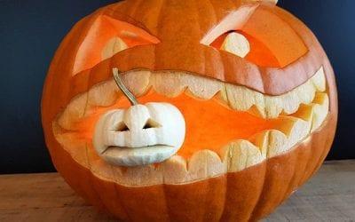 ¿ Fiesta de Halloween  niños?